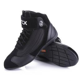 Moto Bottes respirantes Moto Protection Moto Biker Moteurs de randonnée Chaussures pour hommes et femmes Été Motobotinki ? partir de fabricateur