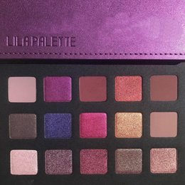 Wholesale 15 color eyeshadow palette - HOT makeup palettes 15 color eyeshadow palette makeup palettes DHL Free shipping+GIFT