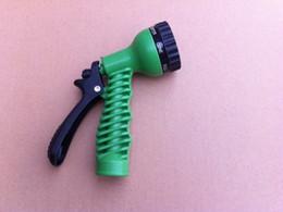 Blaue schläuche online-Wasser-Schlauchleitung 100FT flexibles Gargen für Autoventil mit Sprühpistole mit EU US-Verbindungsstück Blau