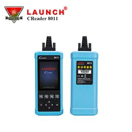 Wholesale epb reset - Launch OBDII Scanner Code Reader CReader 8011 Diagnostic Tool with OBD 2 full test +ABS SRS+Oil EPB BMS reset free update online