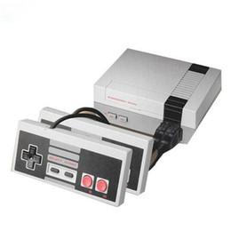 console dhl Desconto 20X DHL Nova Chegada Mini Game Console de Vídeo De Vídeo Handheld para consoles de jogos NES com caixas de varejo venda quente B-GB