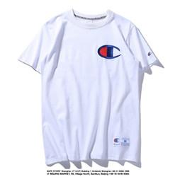 Wholesale Casual Teenager - Hot Fashion Summer Printing Cotton T-shirt Casual Short Sleeve Tees teenager Skateboards Tees Shirt Tops Sizes S-2XL