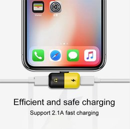 2019 3,5-мм разъем usb-конвертера 2 в 1 USB-C Aux кабель-адаптер для женщин 3.5 мм Aux кабель разъем для наушников + зарядки конвертер для Apple iPhone X 7 8plus дешево 3,5-мм разъем usb-конвертера