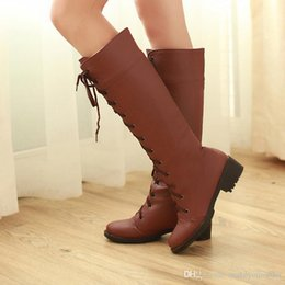 713e45c58f0 wholesaler free shipping factory price hot seller brown color Half Boots  Martin Boots long boot high heel Rivet boot 071