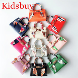Wholesale Kids Fashion Mini Tote Bags - Kidsbuy 10 Candy Colors BAG Children's Fashion Handbags Kids Small Size Shoulder Bags for Shopping Baby girls Totes Toddlers Mini Bags KB124