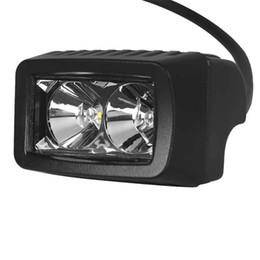 Wholesale Led Floodlight Car - Car Floodlight Headlamp LED White Light 1000LM 6000K 10W 10 - 30V with Cast Aluminum Housing Standardized Level