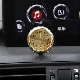 carro levou relógio tempo Desconto Luminosa relógio do carro termômetro do carro relógio eletrônico calendário digital relógio de quartzo acessórios 1 pc