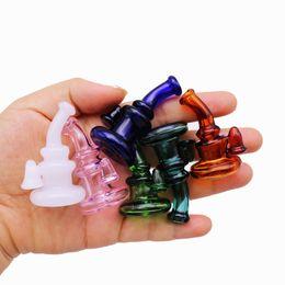 Мини Бонг Стиль 25 мм Цветное Стекло Carb Cap НЛО Carb Cap Для Кварц Banger Ногтей Кварц Enail Кварц Электронный Стекло Ногтя Dab Rig supplier electronic nail for dabs от Поставщики электронный гвоздь для мазка