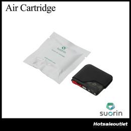 Vapore accessori online-Autentica cartuccia Suorin Air 2ml per Suorin Air Kit 1st Vaping Gear Portable Size eCigarette Accessori 100% Original