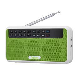 dvd de navegación de lexus Rebajas Rolton E500 Altavoz estéreo Bluetooth Radio FM Altavoz portátil Radio Mp3 Play Grabación de sonido Mano libre para teléfono y linterna