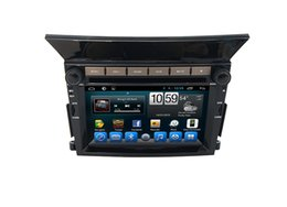leitor dvd ram Desconto 2 Din Android 8.1 Stereo Multimedia Para Honda Pilot 2009 2010 2011 2012 2013 CAR DVD Player com tela de toque SWC ISP