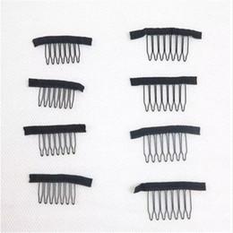 Парик клипы парик гребни клипы 7teeth для Weg Cap и парик решений гребни наращивание волос инструменты aa145-152 2018010203 от