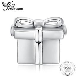 2019 bellissimi regali JewelryPalace 925 regali d'argento del contenitore di regalo dei branelli di fascino di modo per le donne 2018 nuovi regali caldi di vendita calda bellissimi regali economici