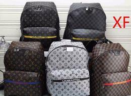 2019 mochila de oso pardo 2018 nueva estrella clásica de lujo del bolso de hombro del tablero de ajedrez con la misma explosión de la tendencia del bolso del estudiante