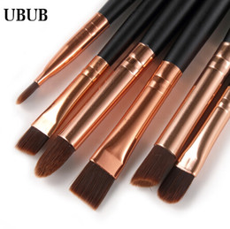 best pc tools Promo Codes - Best Quality Hot Sale 6 Pcs Beauty Makeup Brushes Set Professional Eyeshadow Blusher Brushes Multifunctional Make Up Tool