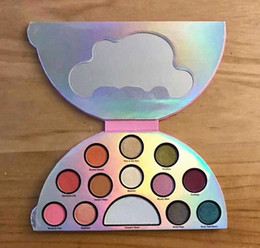 Wholesale Easy Life - By Epacket makeup palette Faced Life s A Festival 13colors Peace love eyeshadow Palette High quality In stock