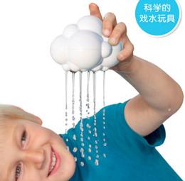 Juguete caliente del baño del bebé de la venta de la nube de la lluvia desde fabricantes