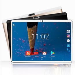 2019 zoll kinder tablette pc android 10 zoll DHL Freies Android 7,0 tabletten PC Octa Core 4 GB RAM 64 GB ROM 1280 * 800 IPS A-GPS 2,5 D Gehärtetem Glas Kinder Tabletten 10 10,1 günstig zoll kinder tablette pc android
