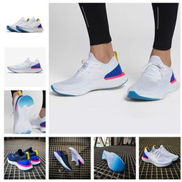 Wholesale More Golds - 2018 New Epic React Fly More Colors More Go Women Mens Men Luxury Designer Running Brand Shoes Trainers Sneakers