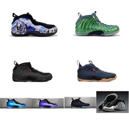 finest selection 89cfc 764cc Herren Penny Hardaway Basketball-Schuhe Galaxy Fighter Jet Weatherman China  Denim Jeans Schäume eine Posite-Turnschuhe rabatt posite schuhe