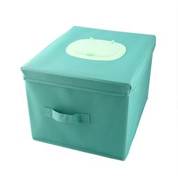 Wholesale Ozone Sterilizer - New Foldable Ozone Sterilization Storage Box Toy Organizer with Lids for Baby Kids Underwear Cloth UV Light Sterilizer Machine