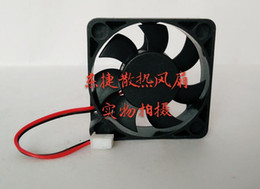 Wholesale 12mm Ball Bearings - Original SP5010A 12V 50*50*12MM 2 line DC mute charger humidifier cooling fan 5cm