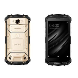 Wholesale Doogee Android - Original Doogee S60 5.2 inch With Touch ID Android 7.0 Dual SIM 4GB RAM 64GB ROM WCDMA 21.0MP Smart Phone