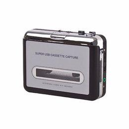 GüNstiger Verkauf 1 Set Tragbare Usb Cassette Player Erfassen Cassette Recorder Konverter Digital Audio Musik-player Cassette & Spieler Unterhaltungselektronik