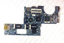 Placa mãe xps on-line-CN-0P743D 0P743D DA0RM2MBAH0 para XPS 1640 laptop motherboard DDR3 PM45 HD3670 frete grátis ok teste de 100%