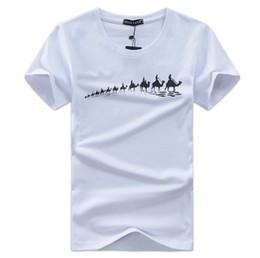 c8117833d399 Maglietta degli uomini casuali della stampa 3D di modo marca famosa giovane  modo magliette divertenti degli uomini del cotone che vestono DX69 sconti  marchi ...