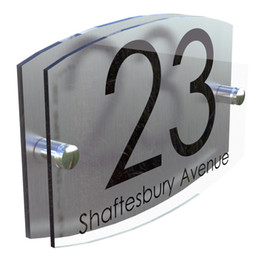 House Numbers Sign Suppliers | Best House Numbers Sign