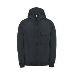 17FW Q0622 SOFT SHELL-R JACKET TOPSTONEY giacca da uomo facshion HFLSJK107 da manica maglia giacca di jeans con cappuccio fornitori