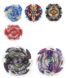 Wholesale new beyblade metal fusion toys - New Beyblade Burst Toys Arena Beyblades Toupie 2018 Beyblade Metal Fusion Avec Lanceur God Spinning Top Bey Blade Blades Toy