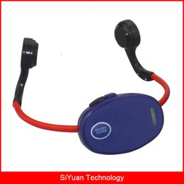 Wholesale headphone parts - Bone Conduction Swimming Training Waterproof Headset Headphone Receiver