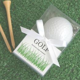 Canada Promise de qualité Cadeau de mariage unique pour les invités de Golf Ball Tape Measure Faveurs de mariage et cadeau de fête 25Pcs / Lot Livraison gratuite cheap tape free Offre