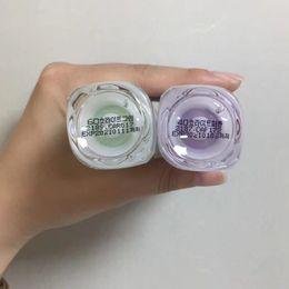 geles de iluminación púrpura Rebajas Nueva llegada LANEIGE Water Glow Base Corrector Gel Base 35g Light Purple Light Green 2 Colors Korea Cosmetic 2018