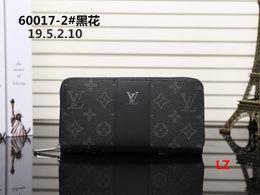 Wholesale fashion women belts bow - New High quality men PU leather brand classic luxury wallet casual short paragraph designer cardholder pocket fashion wallet WOMEN men