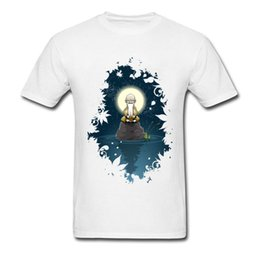 386da239da40 Young Cotton Tee Shirts Men Good Quality Never Fade 3D Digital Patterns T- Shirt For Adult Kung Fu Zen Methods Tshirt