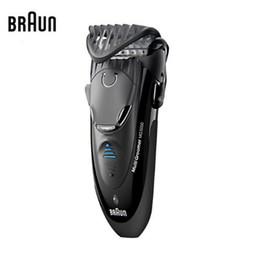 Wholesale Lâmina elétrica da máquina de rapagem do barbeador elétrico de Braun MG5050 para a tensão universal lavável dos homens