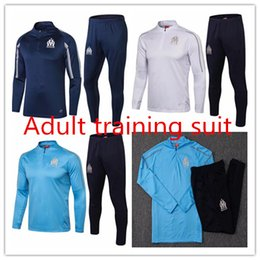 f4a01bf2470 ... jersey sportswear long sleeves training suits THAUVIN L.GUSTAVO 18 19  football team uniforms club team custom sales cheap custom team soccer  jerseys