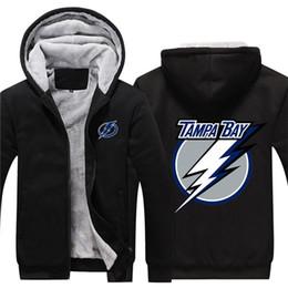 4636beec7ac7f 2019 sudaderas americanas NHL Hockey norteamericano chaqueta casual de  invierno para hombre Cálido espesar sudaderas con