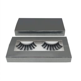 natural false eyelash brand Promo Codes - Brand Eyes Makeup False Lashes 3D Mink False Eyelashes Lashes Handmade Natural Long Thick Crisscross Mink Lashes 14 Styles 1lot=1pair=1box