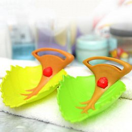 Wholesale plastic wash sink - 1PCS Hot Selling Cute Shape Baby Faucet Extender Leaf And Crab Design Baby Kids Hand Washing Sink Gift Plastic Faucet Extender
