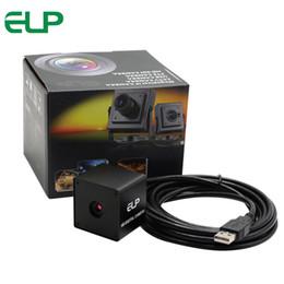 Wholesale mini box cctv cameras - 5MP micro Autofocus 2592X1944 resolution hd mini microscope endoscope box usb cctv camera OV5640 ELP-USB500W02M-AFC60K