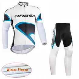 ORBEA Cycling Winter Thermal Fleece jersey (bib) pants sets New suit Men s  Quick-drying Mountain Bike Wear Jersey c1902 9b2076050