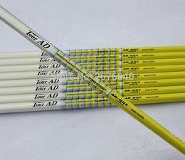 Wholesale Graphite Shaft Regular Flex - Golf Irons Clubs golf shaft TOUR AD 65II Graphite shaft Regular or Stiff or SR flex 10pcs lot clubs Freeshipping