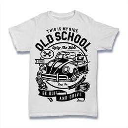 Bu Benim Ride Olduğunu T Gömlek Eski Okul Beetle Ride S Enjoy - 3xl Karikatür T Shirt Erkekler Moda Tshirt Ücretsiz Kargo Komik Tops supplier cartoon beetle nereden karikatür böceği tedarikçiler