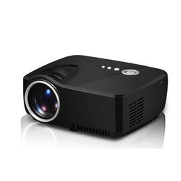 Filmes de teatro on-line-GP70 projetor HD LED HDMI USB Vídeo Digital Home Theater Portátil HDMI USB LCD DLP Filme Pico LED Mini Projetor 10 pcs