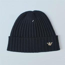 57fa3174583 Luxury Brand Women Knitted Beanies for Men Women Fashion Brand Designer  Outdoor Caps Winter Warm Female Sports Skull Caps for Birthday Gift