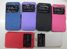 Pour Samsung Glaxy Mega 5.8 I9152 I9150 Grand 2 G7102 G7105 G7106 J2 2016 Voir Fenêtre Flip En Cuir Étuis Couverture Avec Support Téléphone Protecteur ? partir de fabricateur
